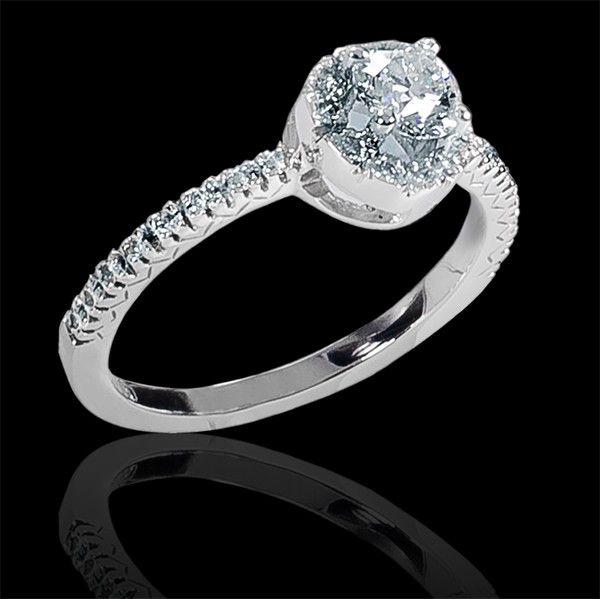 916402a30c90a Design your own Diamond Ring Online UK London, Engagement Solitaire ...